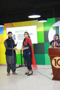 CodeGirls celebrated it's 4th Graduation Ceremony last weekend