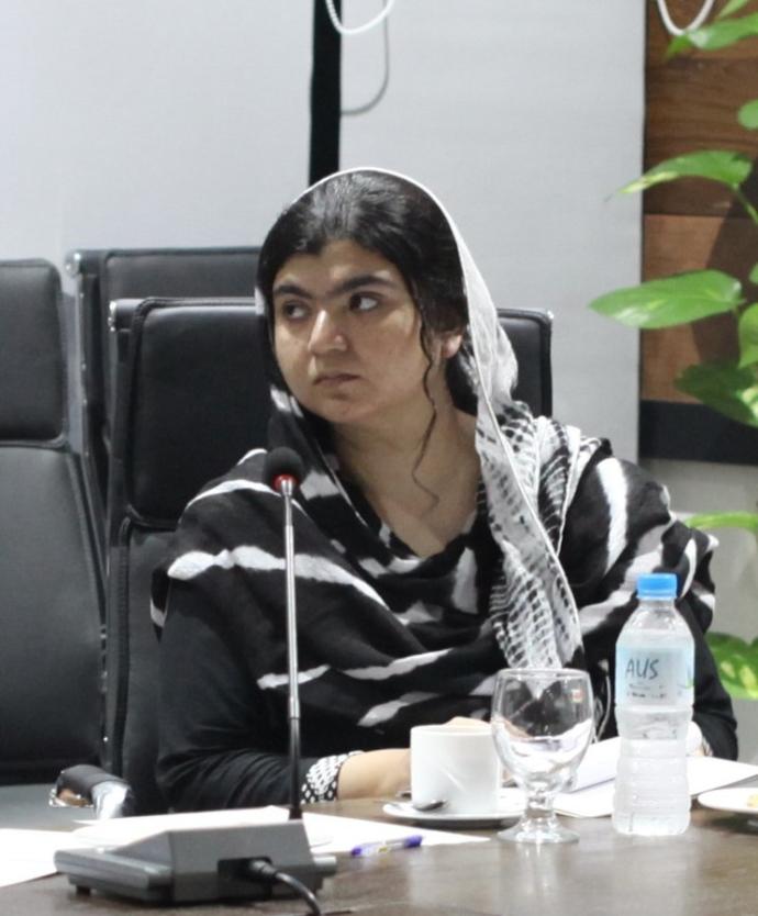 Ambreen Jabeen Shah
