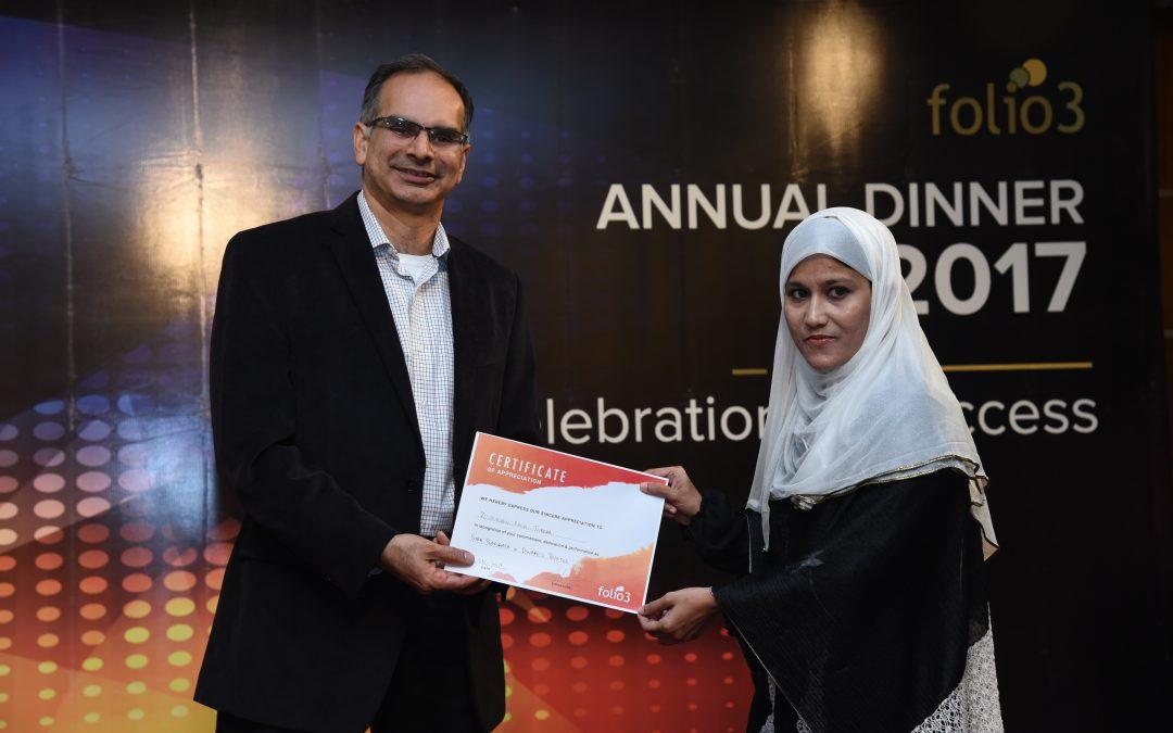 Zulqarnain Abdul Jabbar– Incredible #WomenInTechPK
